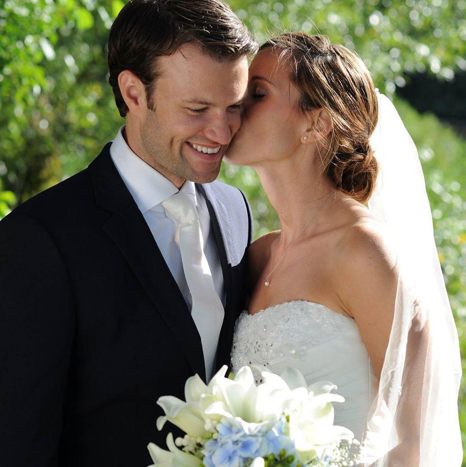 Flechtfrisur Hochzeit
